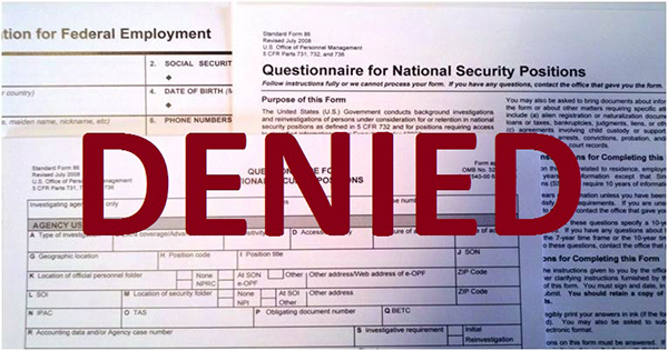 Clearance Appeals Process Dc Security Clearance Consultants
