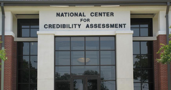 National Center for Credibility Assessment