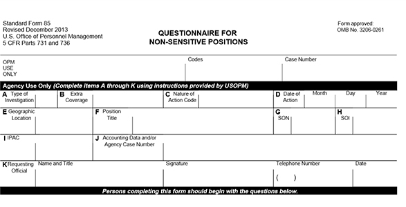 HSPD-12 Adjudications - Policy Identification Standard - Federal ...